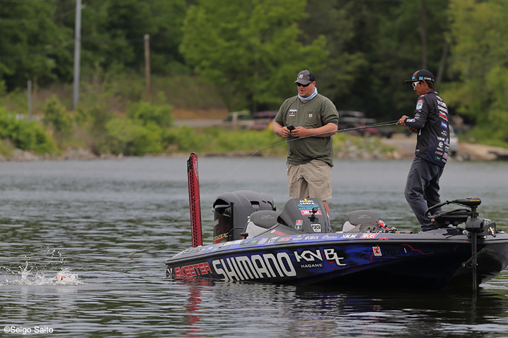 Vol 66 2016 strong style for Wheeler lake fishing report