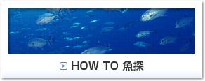 HOW TO 魚探