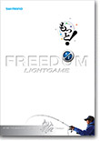 "船 ""LIGHTGAME"" FREEDOM カタログ"
