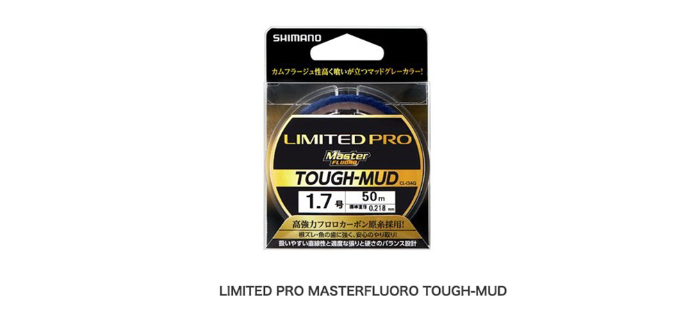 LIMITED PRO MASTER FLUORO TOUGH-MUD