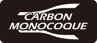 CARBON MONOCOQUE GRIP