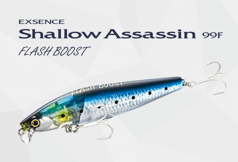 EXSENCE Shallow Assassin 99F FLASH BOOST
